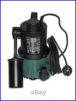 DAB Nova 180 Ma Sv M. Float. Dirty Water Pump Submersible Pump 5000 L 4,95m
