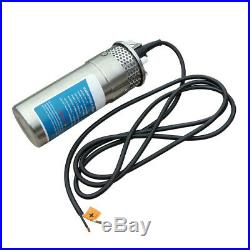 DC 12V Solar Submersible Deep Well Water Pump 4 for Farm Watering Irrigation