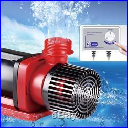 DC 24V Aquarium Fish Tank Pond Submersible Water Pump Controller Flow Adjustable