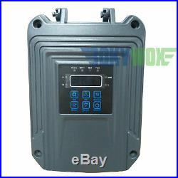 DC 48V Solar Brushless Deep Well Submersible Pump 600W Centrifugal Water Pump