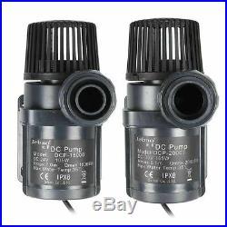 DCP Series 3500-20k Maring Flow Rate DC Sine Wave Return Submersible Water Pump