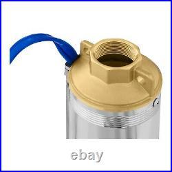 Deep Well Water Pump Submersible Electric Stainless Steel Garden Pump 6000 lph