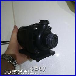 Deltec Marine Pump E-flow R2 High end pump RRP 699.99, Reef DC Pump