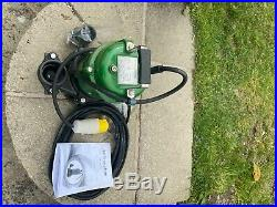Dirty water pump submersible