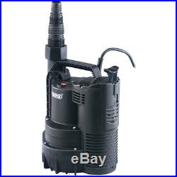 Draper 195L/Min Submersible Water Pump with Integral Float Switch (600W)