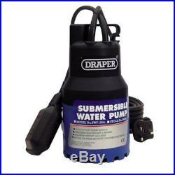 Draper 35464 120-litres-per-minute 230-volt 200-watt Submersible Water Pump