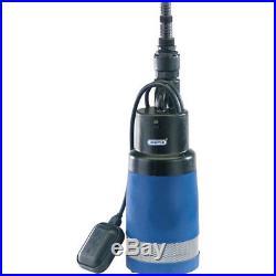 Draper DSWP1000 Submersible Deep Clean Water Pump 240v