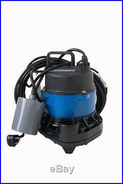 EP0411AC Goulds 4/10 HP 115V Submersible Waste Water Effluent Pump