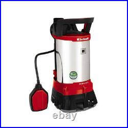 Einhell Pump Submerged Stainless Dark 790W Float Diving 7M Prevalence 9M