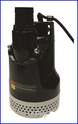 Elite SPK450AF 2 Automatic Submersible Water Pump 110v Float Switch Heavy Duty