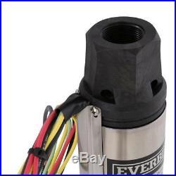 Everbilt 1 HP Submersible 3-Wire Motor 20 GPM Deep Well Potable Water Pump