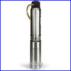 Everbilt EFSUB5-123HD 1/2 HP Submersible 3 Wire Motor Well Potable Water Pump