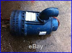 FLYGT 3 Phase 4.5v 2.2kh Submersible Water Pump