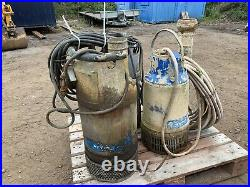 FLYGT Submersible Water Pumps