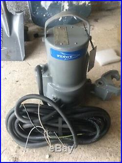 Flygt 3069.179 Submersible Sewage/dirty/Storm Water Heavy Duty Pump New