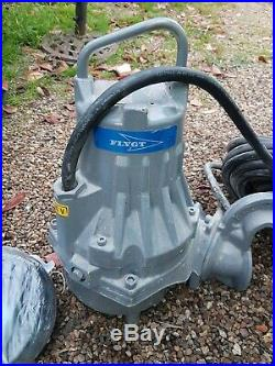 Flygt 3085.160 2.4kw 230v submersible waste water pump