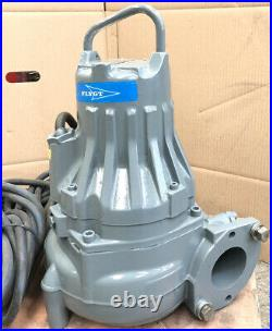 Flygt 3085.183-0721620 Submersible Waste Water Pump 2kW Electric Motor 1405RPM
