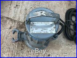 Flygt CP 3057.181 264 HT 1.5kw 240v submersible waste water pump #957