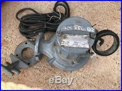 Flygt DP 3068.180 471 1.5kw 3 submersible waste water pump #955/956