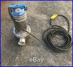 Flygt DXV 50-7 3 submersible waste water drainage pump #833
