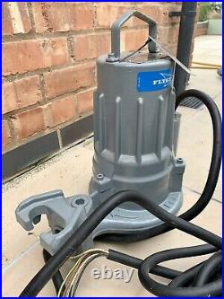 Flygt M 3068.170 2.4kw centrifugal grinder pump Submersible/ Waste Water