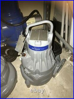 Flygt NP 3085.190 461 MT 2kw 400v submersible waste water pump #1374