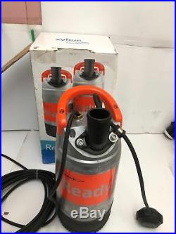 Flygt Ready 8 240v submersible waste water pump Automatic Float 2008.281.115