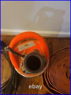 Flygt Waste Water Submersible Pump