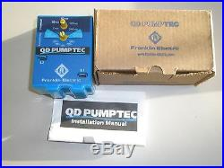 Franklin QD PumpTec Low Water Sensor Module 5800070600 for Submersible Pumps