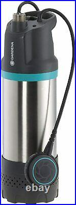 GARDENA Submersible Pressure Pump 5900/4 inox water Pump