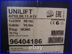 GRUNDFOS UNILIFT AP50.11. A1V 230v Submersible waste water pump NEW (cost £2,600)