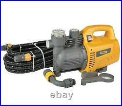 Garden Water Pump Pond Feature Non Submersible Outdoor Pool Electric Filter Jet
