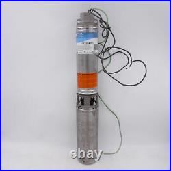 Goulds 10CS05421C 1/2HP 4 Submersible Water Well Pump 115V