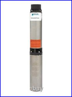 Goulds 10HS05412CL 1/2HP 230V Submersible Water Well Pump 10GPM