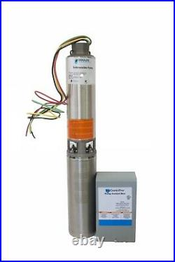 Goulds 25GS15412CL 1.5HP 230V Submersible Water Well Pump 25GPM