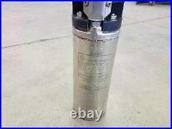 Goulds Bruiser 1/2 HP 220 volt submersible water well water pump