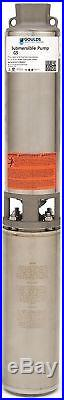 Goulds Pumps 18gs07 Submersible Pump Water End Section For 3/4 HP Application