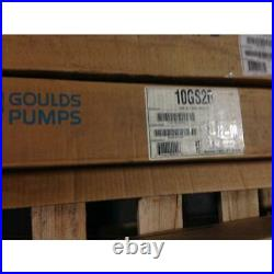 Goulds Water Tech 10gs20 10 Gpm Submersible Pump, Liquid End Only