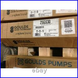 Goulds Water Tech 25gs30 25gpm Submersible Pump Liquid End Only