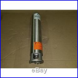 Goulds Water Technology 33gs20 4 Submersible Well Pump End Only 188995