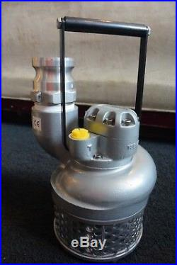 Greenlee 2 Hydraulic Submersible Water Pump Model H4665A NEVER USED