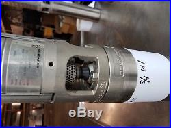 Grundfos 16S07-12 4 Submersible Water Well Pump and MS402 Motor 10 GPM. 75 HP