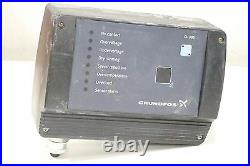Grundfos CU-300 Water Utility Control Box for Submersible SQE Well Pump Pumps