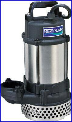 HCP Pumps A-05A Waste Water Submersible Pump 0.37kW 2 1ph