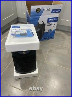 Hailea HC Series Water Chillers and HX Series Submersible Pumps