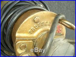 Heavy Duty Prosser Submersible Dewatering Water Sump Pump 01027 Model 991D