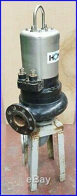 Homa 400V Macerating Sewage / Waste Water Pump MX1344-TU44