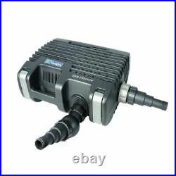 Hozelock Aquaforce 12000 Filter Pump Koi Fish Pond Water 12000lph Lph Cyprio