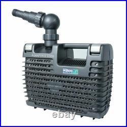 Hozelock Aquaforce 4000 Filter Pump Koi Fish Pond Water 4000lph Lph Cyprio