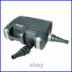 Hozelock Aquaforce 6000 Filter Pump Koi Fish Pond Water 6000lph Lph Cyprio